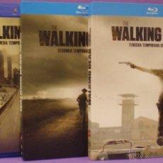 Series de TV: THE WALKING DEAD - TEMPORADAS 1, 2 & 3 COMPLETAS EN BLURAY. Lote 49522864
