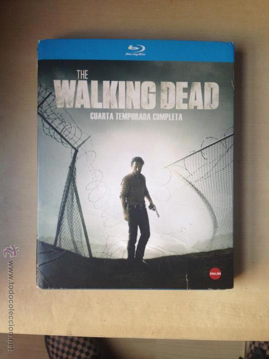 the walking dead - 4ª temporada completa (blu-r - Kaufen ...