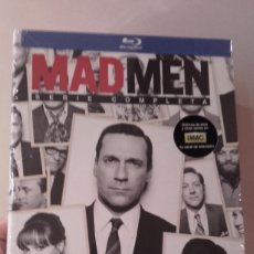 Series de TV: MAD MEN 1 2 3 4 5 6 7 TEMPORADAS SERIE TV COMPLETA BLURAY BLU-RAY NUEVO JON HAMM. Lote 56642022