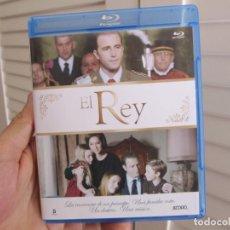 Series de TV: EL REY (BLU-RAY). Lote 62359824