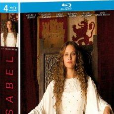 Series de TV: ISABEL PRIMERA TEMPORADA NUEVA PRECINTADA BLU RAY. Lote 74702081