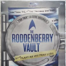 Series de TV: STAR TREK - THE RODDENBERRY VAULT (3 BLURAY) EDICIÓN SIN DESPRECINTAR ITALIANA CON CASTELLANO. Lote 93849290