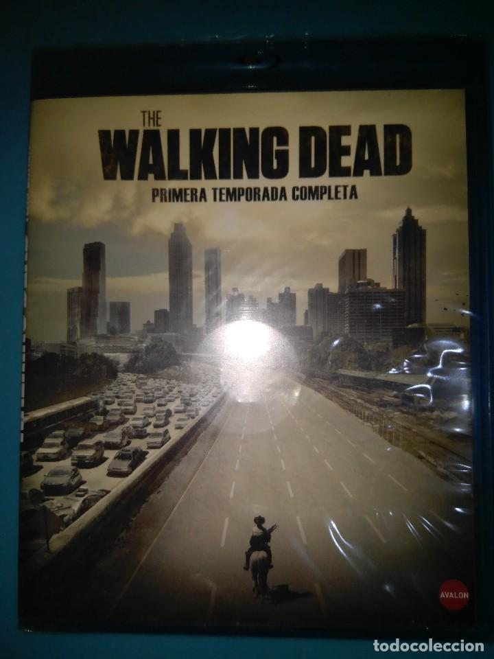 THE WALKING DEAD PRIMERA TEMPORADA COMPLETA BLU RAY NUEVA SIN ABRIR (Series TV en Blu -Ray )