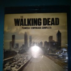 Series de TV: THE WALKING DEAD PRIMERA TEMPORADA COMPLETA BLU RAY NUEVA SIN ABRIR. Lote 94599203