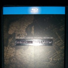 Series de TV: PACK HERMANOS DE SANGRE + THE PACIFIC BLURAY EDICIÓN DIGIPAK COMO NUEVO. Lote 104011703