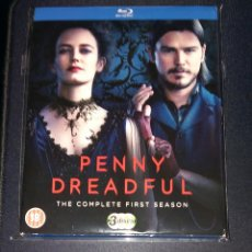 Series de TV: PENNY DREADFUL SEASON 1 BLU-RAY TEMPORADA 1 EDICIÓN UK SÓLO INGLÉS. Lote 105130863