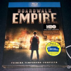 Series de TV: BOARDWALK EMPIRE T1 BLURAY EDICIÓN LIMITADA CON LIBRETO EXCLUSIVO 1 1ª TEMPORADA. Lote 105636019