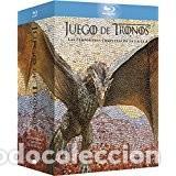 JUEGO DE TRONOS - TEMPORADAS 1 A 6 [BLU-RAY] (Series TV en Blu -Ray )