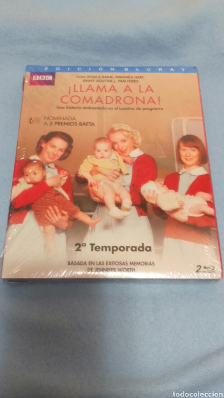 BLURAY. LLAMA A LA COMADRONA. TEMPORADA 2. PRECINTADA. (Series TV en Blu -Ray )