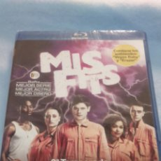 Series de TV: BLURAY. MISFITS. TEMPORADA 3. PRECINTADA.. Lote 109286110