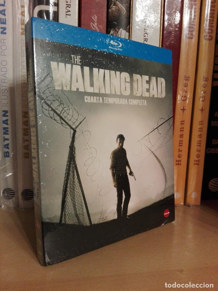the walking dead cuarta temporada bluray precin - Comprar Series de ...
