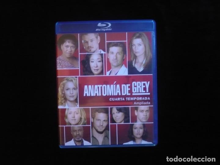 anatomia de grey cuarta temporada ampliada 5 di - Comprar Series de ...