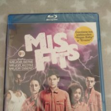 Series de TV: BLURAY. MISFITS. TEMPORADA 3. PRECINTADO.. Lote 131066936