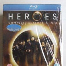 Series de TV: BLU-RAY SERIE HEROES TEMPORADAS COMPLETAS 1 2 Y 3 ESTADO IMPECABLE. Lote 132065030