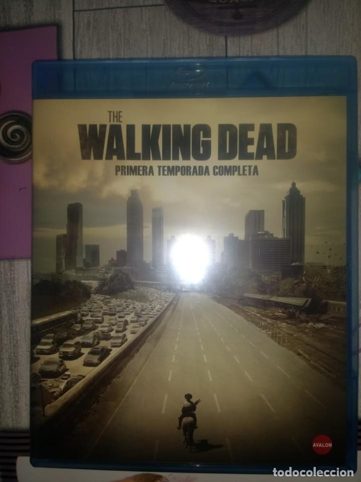 THE WALKING DEAD PRIMERA TEMPORADA 2 DISCOS BLURAY BLU RAY BLU-RAY (Series TV en Blu -Ray )