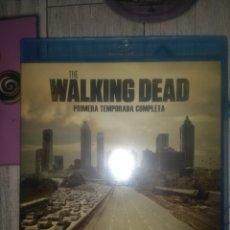 Series de TV: THE WALKING DEAD PRIMERA TEMPORADA 2 DISCOS BLURAY BLU RAY BLU-RAY . Lote 134242002