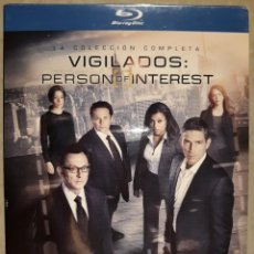 Series de TV: VIGILADOS PERSON OF INTEREST SERIE COMPLETA 5 TEMPORADAS BLURAY NUEVO TV NOLAN. Lote 91847620