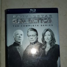 Series de TV: BATTLESTAR GALACTICA PACK SERIE COMPLETA (2006) UK SUBTITULOS ESPAÑOL BLURAY. Lote 136181770