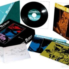 Series de TV: COWBOY BEBOP - COLLECTOR´S EDITION (BLU-RAY). Lote 136433301