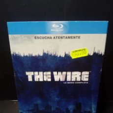 Series de TV: THE WIRE (LA SERIE COMPLETA )BLU RAY. Lote 136554198