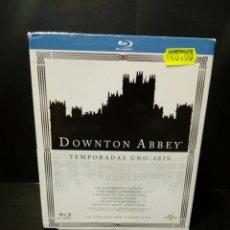 Series de TV: DOWNTON ABBEY - BUU RAY. Lote 136604402