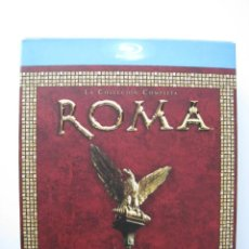 Series de TV: BLU-RAY - ROMA - LA COLECCION COMPLETA - TEMPORADA 1 Y 2.. Lote 136757442