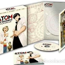 Series de TV: ATOM THE BEGINNING - SERIE COMPLETA (BLU-RAY + LIBRO). Lote 139141721