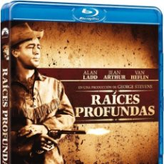 Series de TV: RAÍCES PROFUNDAS (1952), DE GEORGE STEVENS.. Lote 139574706
