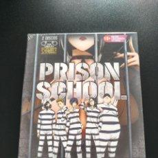 Series de TV: PRISON SCHOOL - EDICIÓN COLECCIONISTA - BLU-RAY - KANGOKU GAKUEN. Lote 142292950