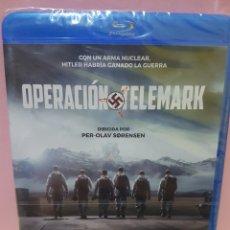 Series de TV: OPERACIÓN TELEMARK BLURAY -PRECINTADO-. Lote 142582873