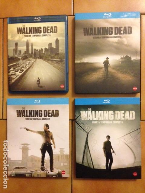 the walking dead temporada 1 2 3 y 4 completa b - Kaufen ...