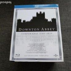 Series de TV: BLURAY SERIE - DOWNTON ABBEY - TEMPORADAS 1,2,3,4,5 Y 6 - COMPLETA - RARE. Lote 146200658