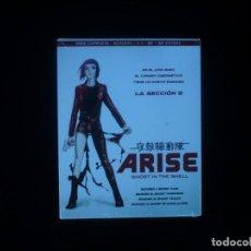 Series de TV: ARISE SERIE COMPLETA BLURAY + BLURAY EXTRAS - NUEVO PRECINTADO. Lote 147125994
