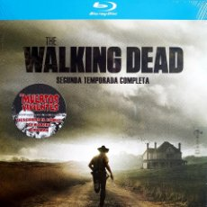 Series de TV: THE WALKING DEAD(SEGUNDA TEMPORADA COMPLETA). Lote 147611964