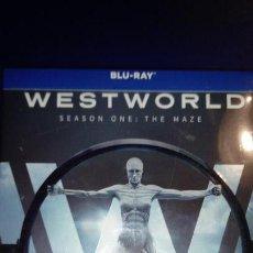 Series de TV: WESTWORLD (SERIE TV) , TEMPORADA 1 , HBO / WARNER BROS 2016 BLURAY DISC NUEVA PRECINTADA ESPAÑA. Lote 147949518
