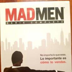 Series de TV: MAD MEN SERIE COMPLETA. Lote 149542489