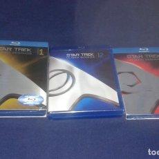 Series de TV: !!! STAR TREK:ORIGINALES !!! SERIE COMPLETA REMASTERIZADA EN BLURAY *** PRECINTADA. Lote 150246046