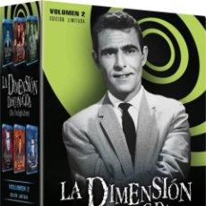 Series de TV: PACK LA DIMENSIÓN DESCONOCIDA VOL.2 (THE TWILIGHT ZONE) - EDICIÓN LIMITADA (BLU-RAY). Lote 150864806