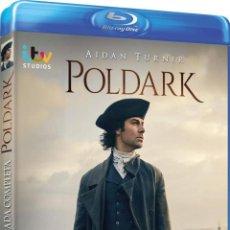 Series de TV: POLDARK (2015) - 2 ªTEMPORADA COMPLETA (BLU-RAY). Lote 150864810