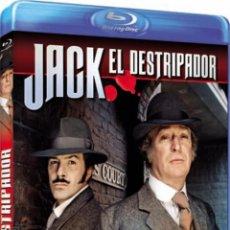 Series de TV: JACK EL DESTRIPADOR (JACK THE RIPPER) (BLU-RAY). Lote 150864830
