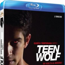 Series de TV: TEEN WOLF - 5ª TEMPORADA (2ª PARTE) (BLU-RAY). Lote 150864834