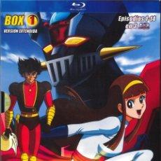 Series de TV: MAZINGER Z : ED. IMPACTO - BOX 1 (BLU-RAY) (SHIN MAZINGER SHOGEK Z HEN). Lote 150864846