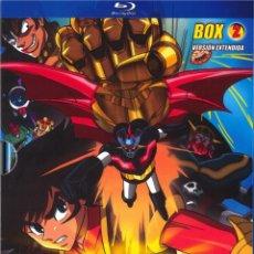 Series de TV: MAZINGER Z : ED. IMPACTO - BOX 2 (BLU-RAY) (SHIN MAZINGER SHOGEK Z HEN). Lote 150864850