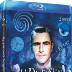 Series de TV: LA DIMENSION DESCONOCIDA - VOL. 12 (BLU-RAY) (THE TWILIGHT ZONE). Lote 150864874