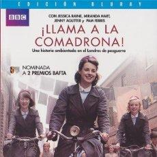 Series de TV: LLAMA A LA COMADRONA - 1ª TEMPORADA (BLU-RAY) (CALL THE MIDWIFE). Lote 150864886
