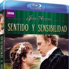 Series de TV: SENTIDO Y SENSIBILIDAD (1981)(BLU-RAY) (SENSE AND SENSIBILITY). Lote 150865086
