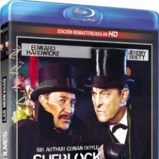 Series de TV: SHERLOCK HOLMES - LAS MEMORIAS (BLU-RAY). Lote 150865094