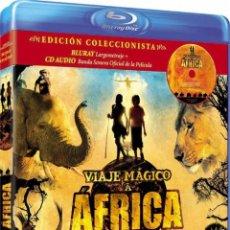 Series de TV: VIAJE MAGICO A AFRICA (BLU-RAY). Lote 150865098