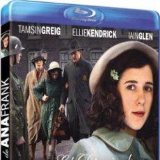 Series de TV: EL DIARIO DE ANA FRANK (BLU-RAY) (THE DIARY OF ANNE FRANK). Lote 150865102