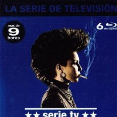 Series de TV: MILLENNIUM - LA SERIE TV (BLU-RAY). Lote 150865118
